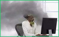 室内污染比室外污染要严重的多!
